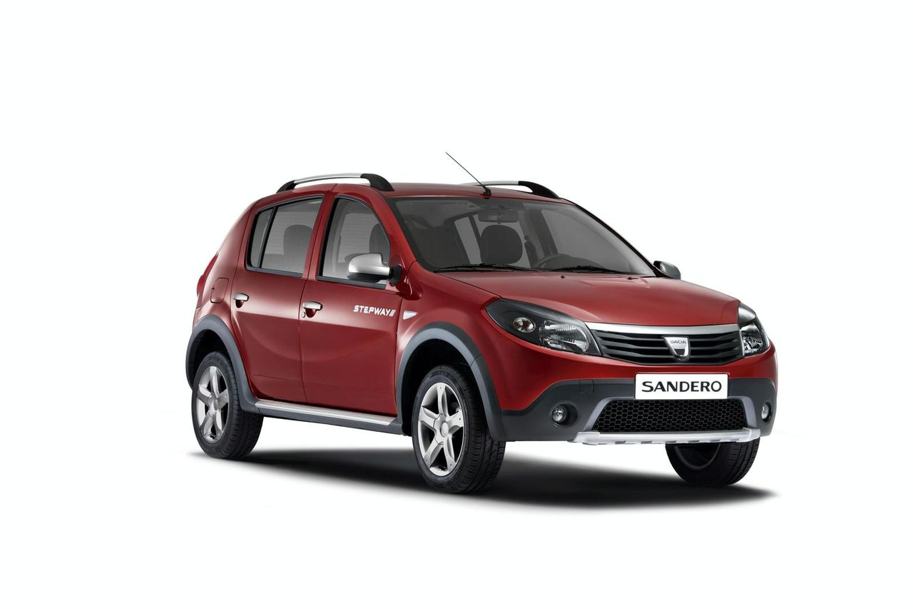 dacia sandero stepway billige autos. Black Bedroom Furniture Sets. Home Design Ideas