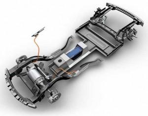 chassis-batterien-unterbau