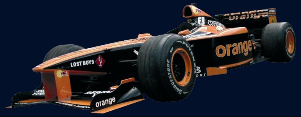 arrows-formel-1-auto-racingshow-arena-nova