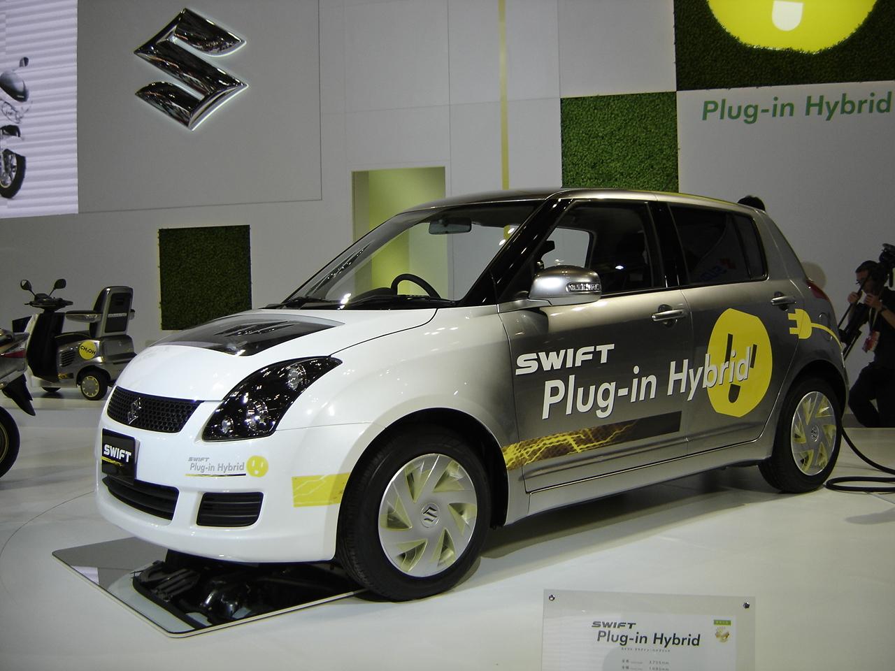 suzuki-swift-plug-in-hybrid