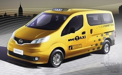 nissan-new-york-yellow-cab-taxi