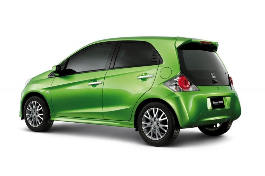 Der Honda ´... Euro Bill