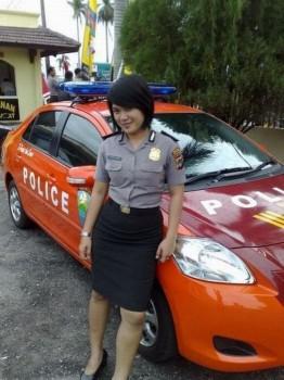 indonesische-polizistin