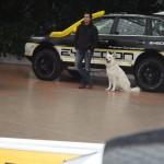 Franz Wittmann junior Hund Porsche Cayenne