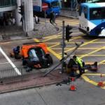 Pagani Zonda F Unfall Kreuzung