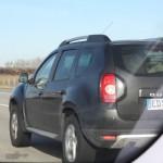 Dacia Duster Seite