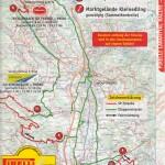 Strecke Rallye Lavanttal 2005
