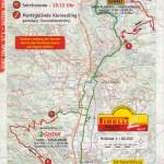 Streckenplan Lavanttal Rallye