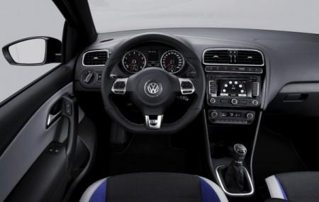 VW Polo BlueGT Innenraum