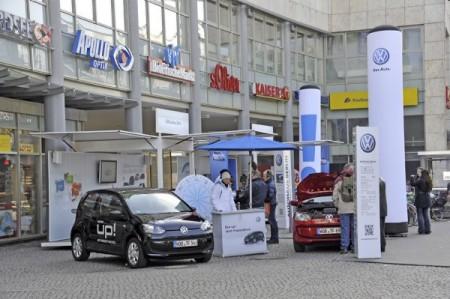 Volkswagen up Tour 2012
