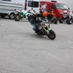 Motomotion Motorrad Stunt show
