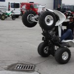 Motomotion Quad Stunt Show