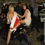 Motomotion sexy Girls Motorrad