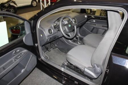 Motomotion Skoda Citigo Innenraum
