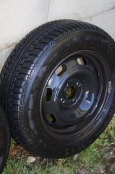 Reifen Rad waschen säubern