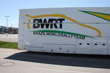 Stohl Brazil World Racing Team 1