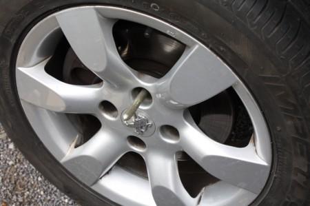 Zentrierstift Reifen