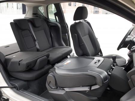 Ford B-Max Innenraum