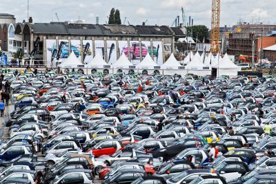 smart times 2012 Belgien Rekord