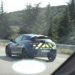 Auto Blogger Road Trip Renault Megane RS Gendarmerie