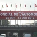 Auto Blogger Road Trip Mondial de l Automobile Paris Frankreich