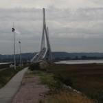 Blogger Road Trip Die Bürcke der Normandie