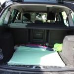 Peugeot 307 SW Kofferraum