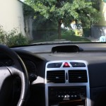 Peugeot 307 SW Innenraum