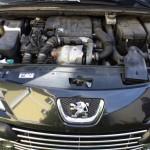 Peugeot 307 SW Motor Raum