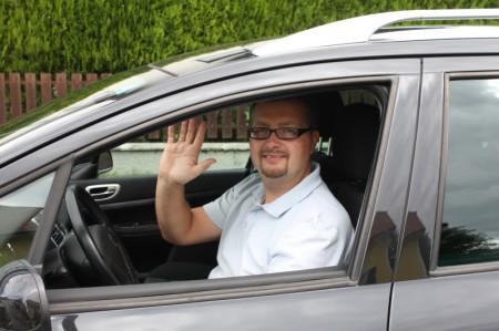 Peugeot 307 SW Peter Pölzlbauer