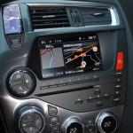 Citroen DS5 Cockpit Navigationssystem