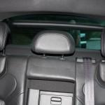 Citroen DS5 Heckscheibe Rücksitzbank