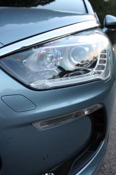 Citroen DS5 Scheinwerfer Licht