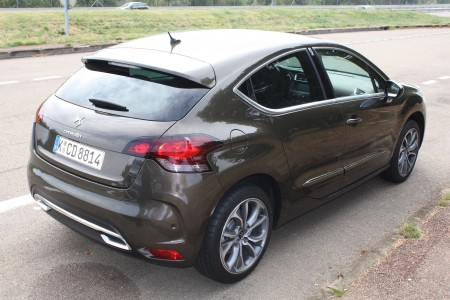 Auto Blogger Road Trip Citroen DS4