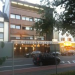 Hotel am Flughafen Köln