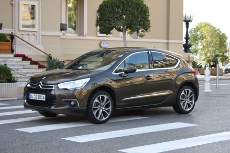 Blogger Road Trip Citroen DS4