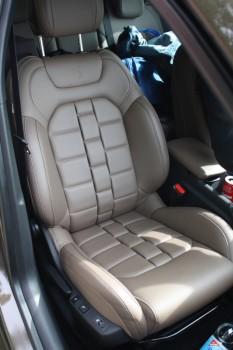 Citroen DS4 Leder Sitze