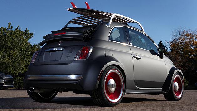 Fiat 500 Cabrio Preis Gebraucht Auto Bild Idee