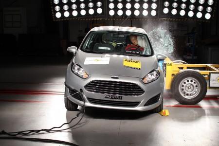Ford Fiesta Crashtest