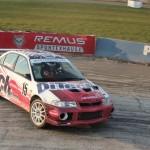 Race of Austrian Champions 2012 Beppo Harrach Mitsubishi Lancer Evo DiTech