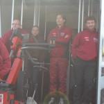 ROAC 2012 Beppo Harrach und Team