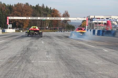 ROAC 2012 Start Halbfinalläufe