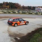 Race of Austrian Champions 2012 Daniel Karlovits Honda Civic