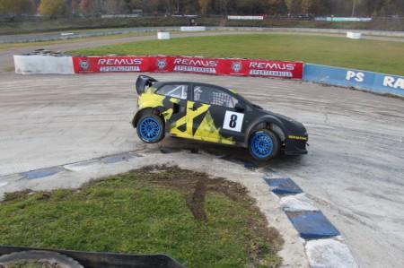 Race of Austrian Champions 2012 Anton Marklund VW Polo R