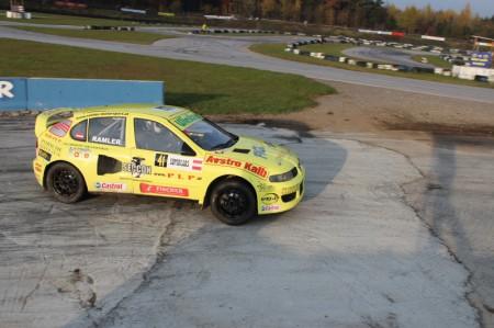 Race of Austrian Champions 2012 Peter Ramler seinem Seat Leon