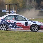 Race of Austrian Champions 2012 DiTech Mitsubishi Lancer Harrach