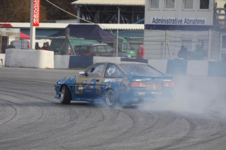 Race of Austrian Champions 2012 Drifts