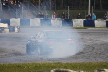 Race of Austrian Champions 2012 Drifting