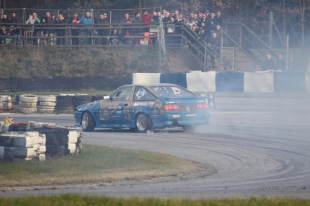 Race of Austrian Champions 2012 Drift Performance