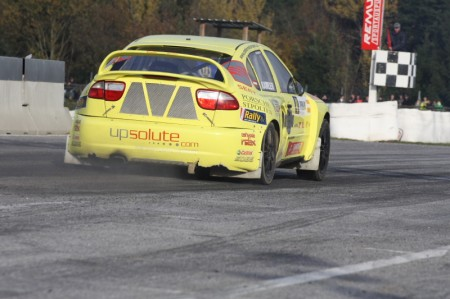 Race of Austrian Champions 2012 Seat Leon Peter Rammler